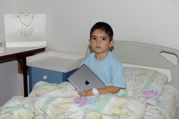 Вице-президент Фонда Гейдара Алиева Лейла Алиева посетила Центр талассемии  (ФОТО)