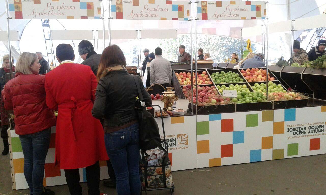 Азербайджанские сельхозкомпании ищут новые возможности для выхода на рынки России (ФОТО)