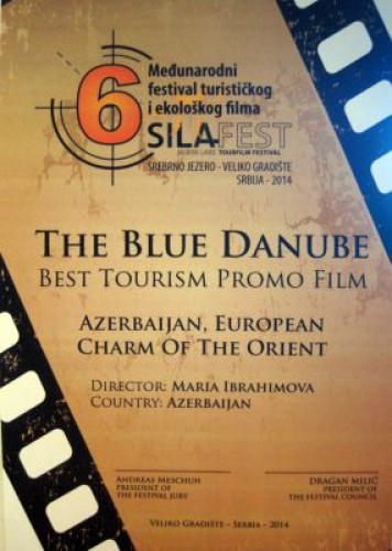 """""""Азербайджан: Европейское очарование Востока"""" -  лучший туристический фильм на международном фестивале в Сербии"""