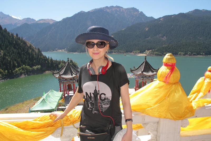 Путешествие в Урумчи - на северных склонах Тянь-шаньских гор, Небесное озеро (ФОТО)
