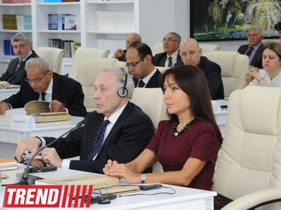 В Азербайджане проводится международная конференция, посвященная 75-летию со дня рождения выдающегося ученого-востоковеда Аиды Имангулиевой (ФОТО)