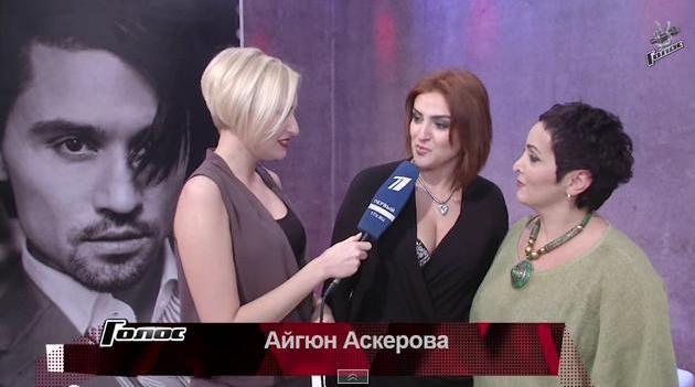 """Вначале я была в шоке – участница проекта """"Голос"""" Айгюн Аскерова (ВИДЕО-ФОТО)"""