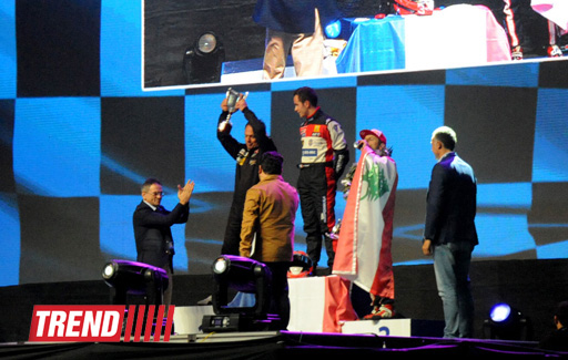 Определился победитель V1 Challenge Azerbaijan (ФОТО)