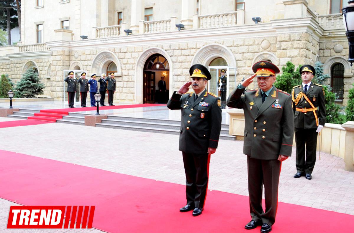 Азербайджан планирует закупить у России современное военное вооружение (ФОТО)