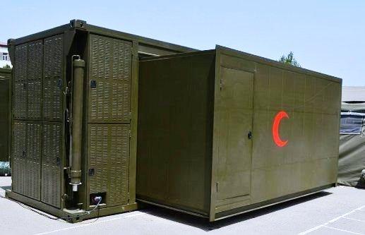 Азербайджан намерен приобрести у Турции мобильные военно-полевые госпитали (ФОТО)