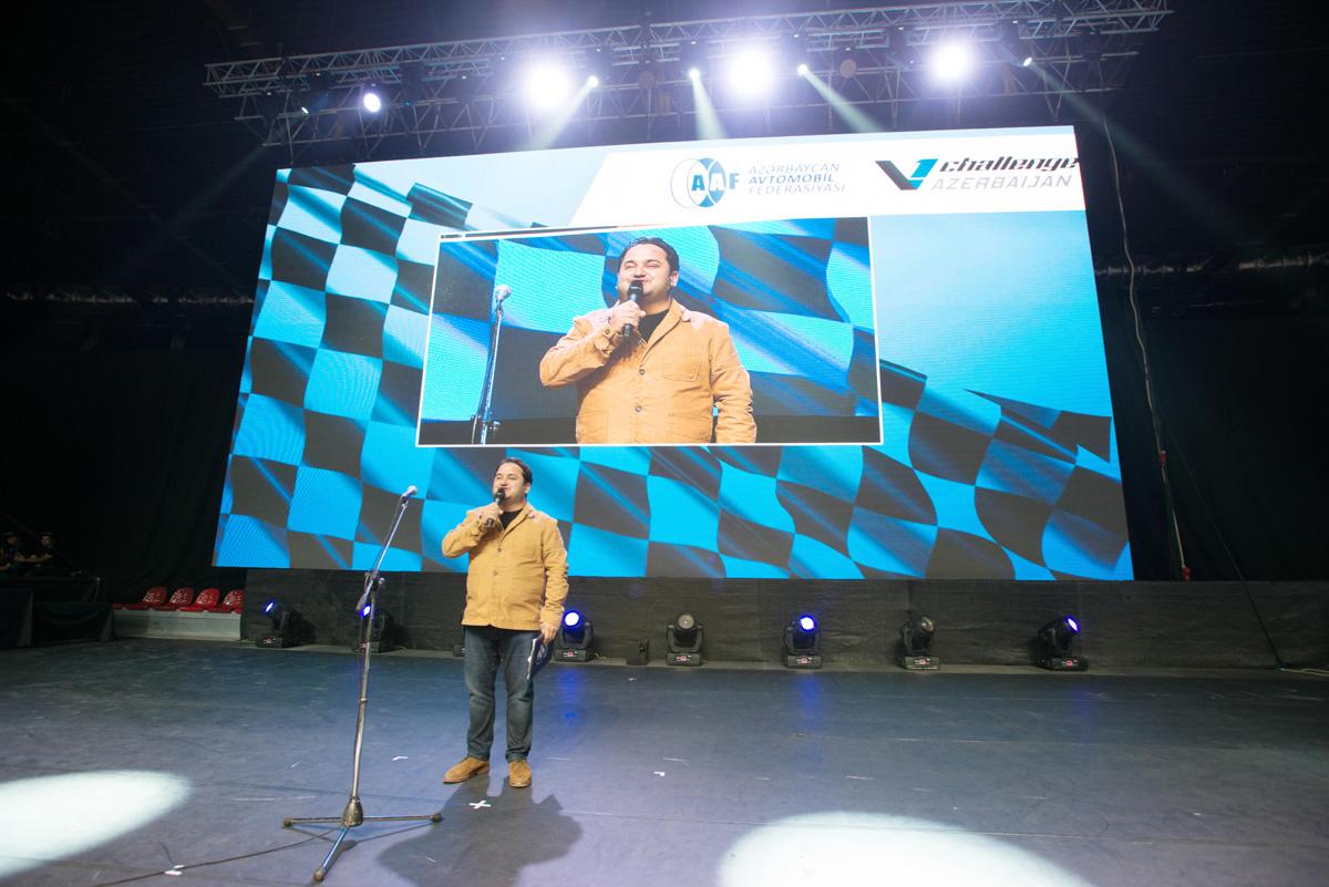 """V1 Challenge Azerbaijan"": восторг, победа и большой зрительский интерес (ФОТО)"