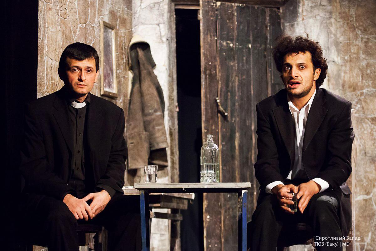 Азербайджанский театр удостоен специального приза фестиваля Мартина МакДонаха (ФОТО)