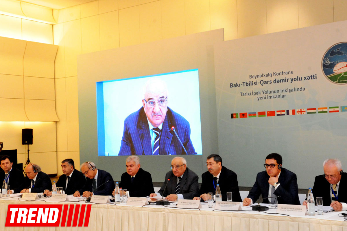 Baku-Tbilisi-Kars project open to new participants – minister (PHOTO)