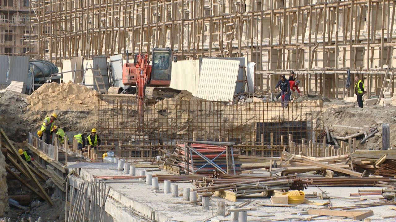 Новый подземный переход в Баку будет сдан в эксплуатацию в первом квартале 2015 года (ФОТО)
