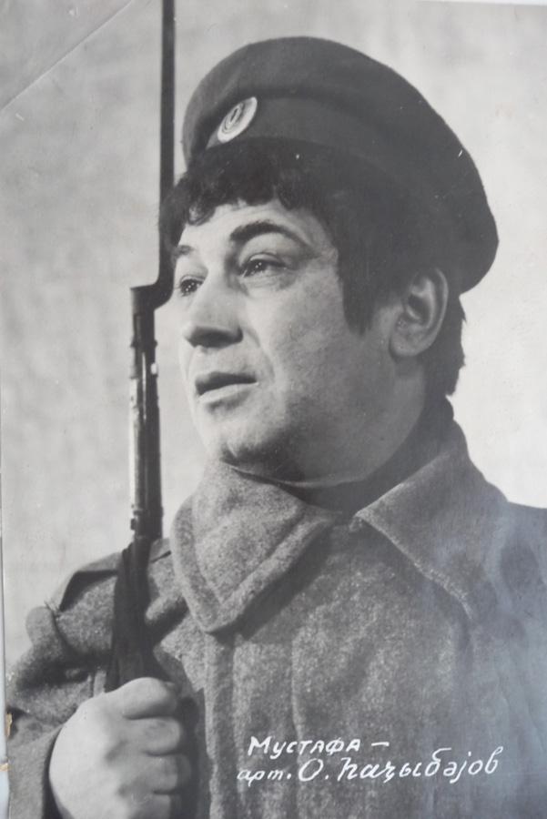 В Баку откроется выставка, посвященная актеру Осману Гаджибекову (ФОТО)