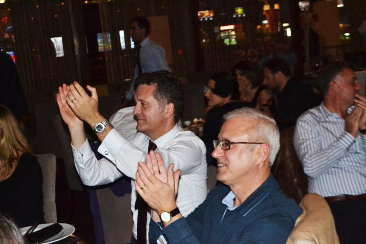Оперная певица Ойа Эргюн покорила гостей турецкого джаз-фестиваля в Баку (ФОТО)