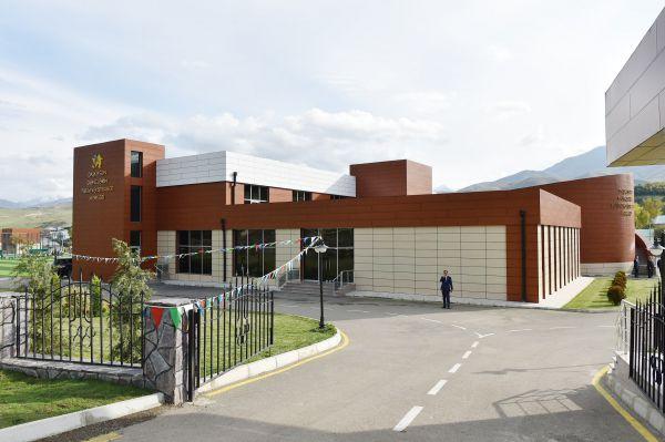 В Дашкесане состоялось открытие Центра обучения и отдыха молодежи