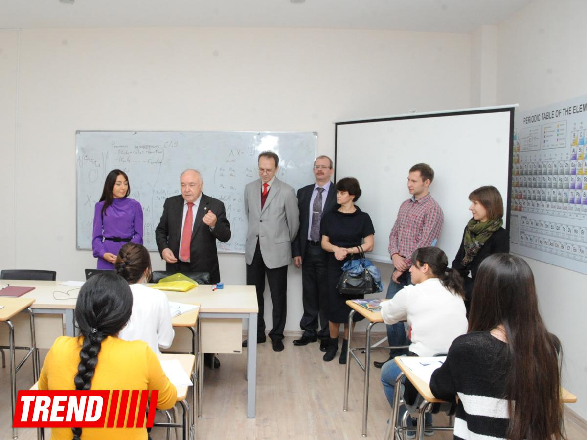 Наргиз Пашаева: 47-я Международная химическая Олимпиада, которая пройдет впервые в Азербайджане, станет значимым событием  (ФОТО)