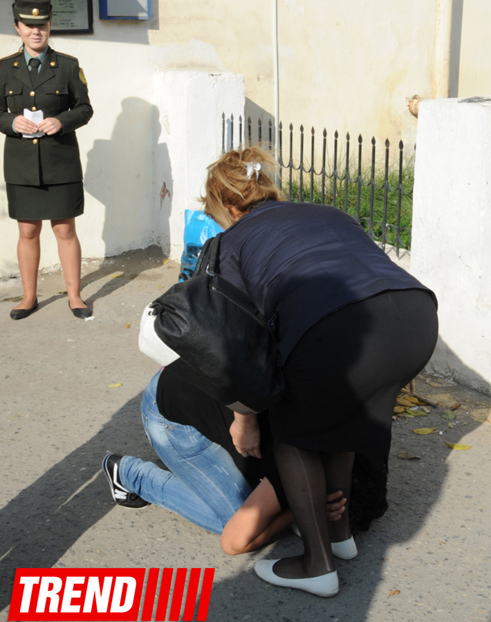 В Азербайджане началось исполнение распоряжения главы государства о помиловании (ФОТО)