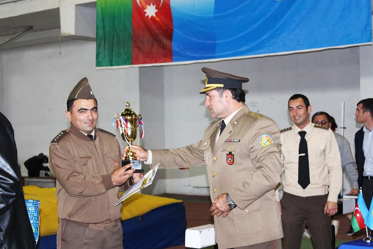 В Азербайджане определились победители чемпионата по многоборью (ФОТО)