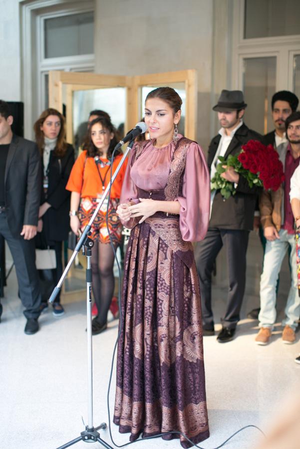 """""""YARAT"""" проводит в крупнейших музеях Баку выставку """"Вторжение. Музей 2014"""" в рамках программы ARTIM (ФОТО)"""