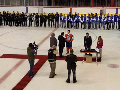 Казахстанская женская команда по хоккею заняла второе место в отборочном турнире Кубка Европейских Чемпионов среди женских команд в Анкаре (ФОТО)