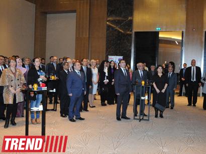 В Баку отметили День независимости Венгрии (ФОТО)