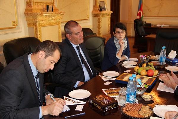 Азербайджанцы всегда по-братски относились к евреям – посол (ФОТО)