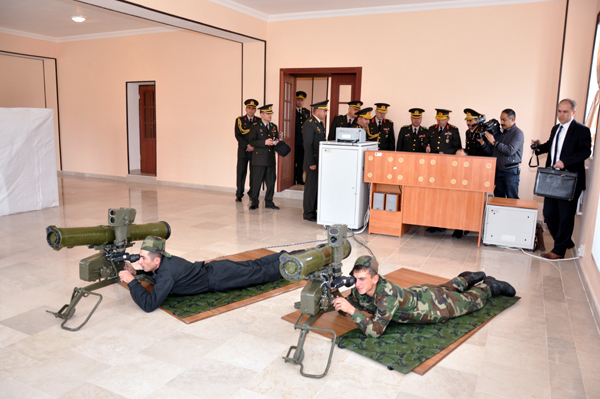 Министерство обороны Турции наблюдало за военными учениями в Нахчыване  (ФОТО)