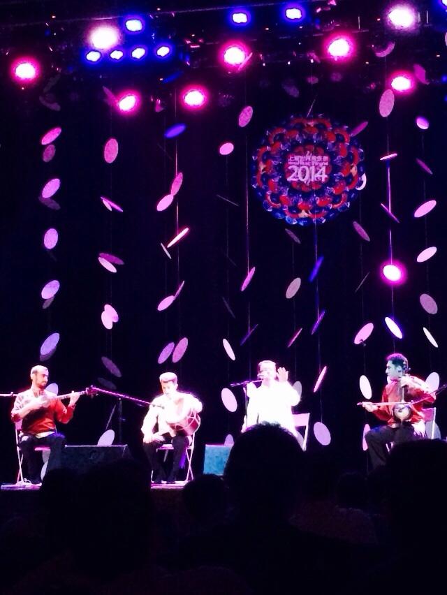 В Шанхае с большим успехом прошли вечера азербайджанского мугама (ФОТО)