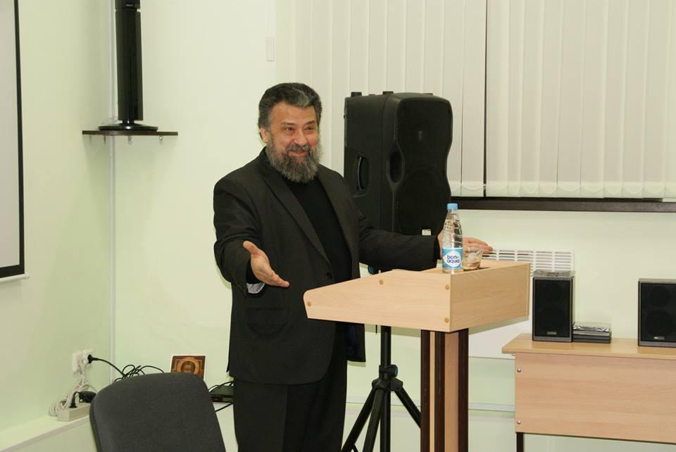 Филолог из Азербайджана провел в Сургуте цикл лекций о чистоте русского языка  (ФОТО)
