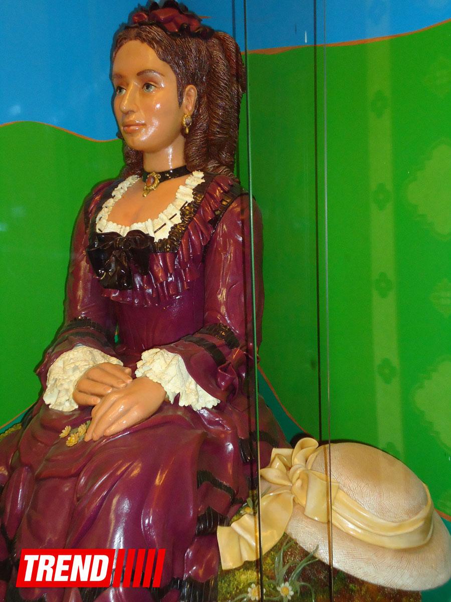 Путешествие по необычному Музею лакомств из марципана в Сентендре – Майкл Джексон, принцесса Диана… (ФОТО)