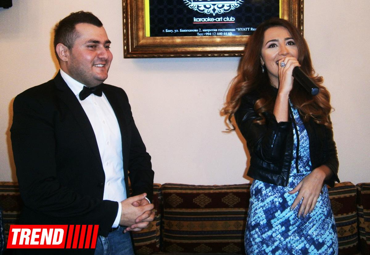 Мурад Ариф презентовал свой первый вокальный видеопроект (ВИДЕО-ФОТО)