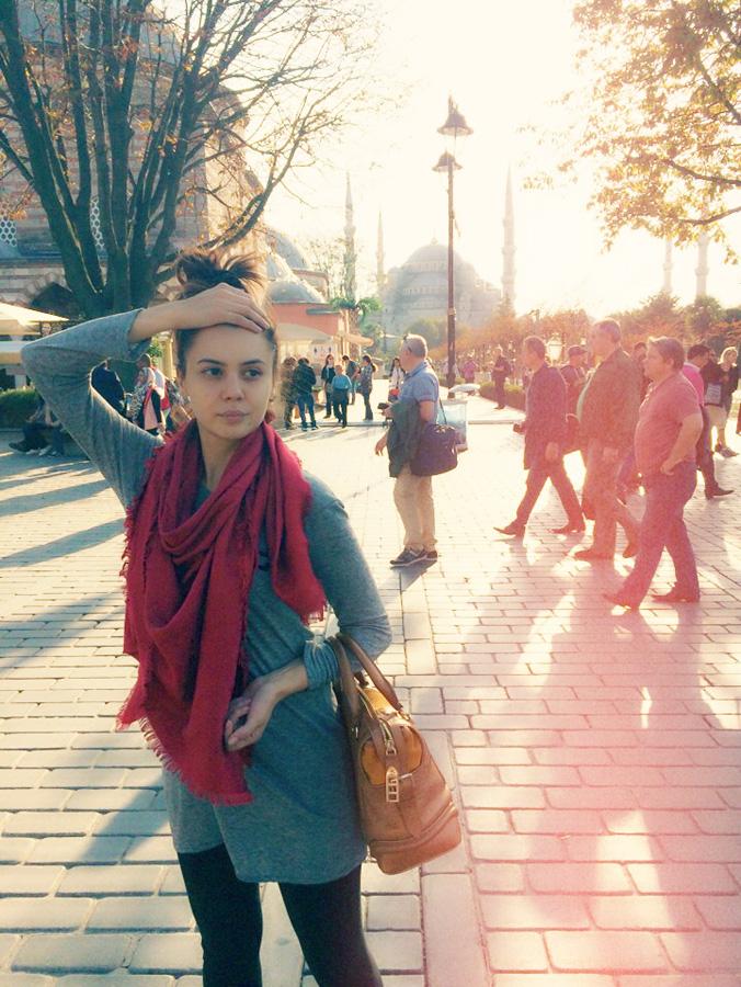 "Оксана Расулова презентовала в Стамбуле проект  ""Eşq"" (ВИДЕО-ФОТО)"