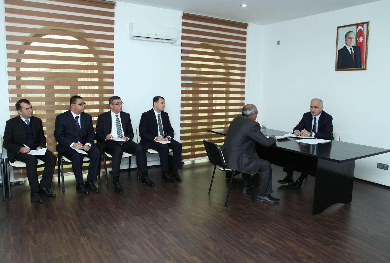 В Горно-Ширванском районе Азербайджана будет расширено виноградарское хозяйство (ФОТО)