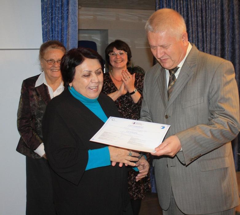 Представители московских вузов и азербайджанских школ обсудили вопросы современного преподавания (ФОТО)