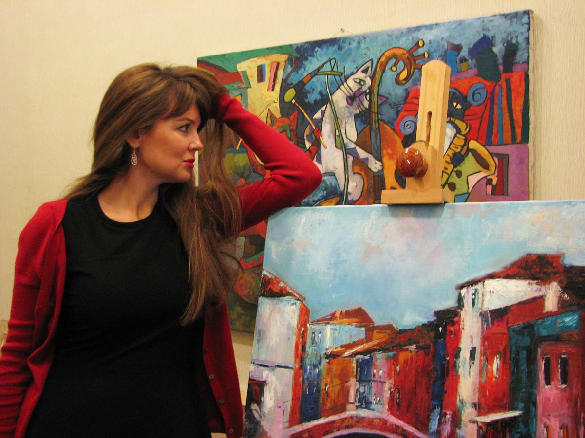 В Баку пройдет выставка картин на тему путешествий (ФОТО)