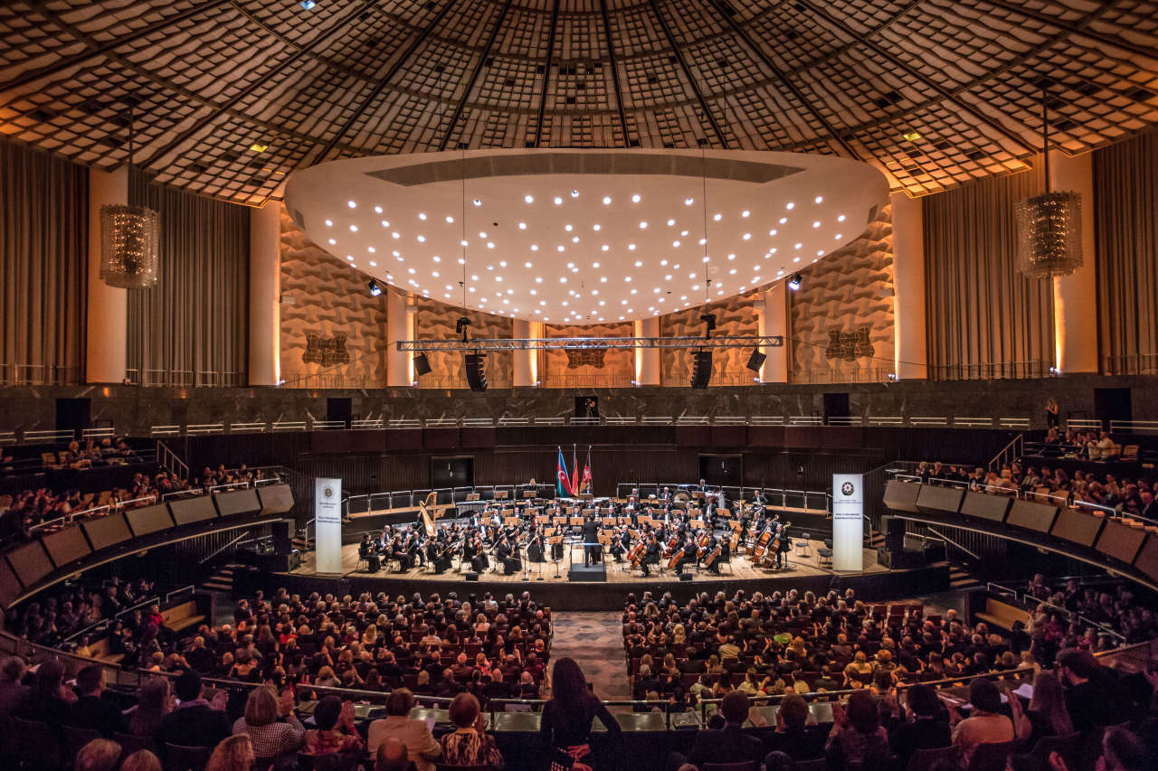 В Германии прошло грандиозное мероприятие в рамках Дней культуры Азербайджана (ФОТО)