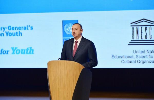 Президент Ильхам Алиев: Безопасность и стабильность являются главными условиями для развития каждой страны (ФОТО)