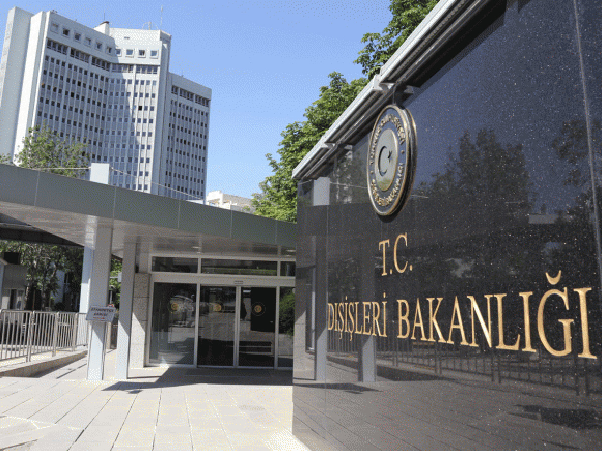 "Islamic state"" has no relation to true Islam - Turkish foreign ministry"