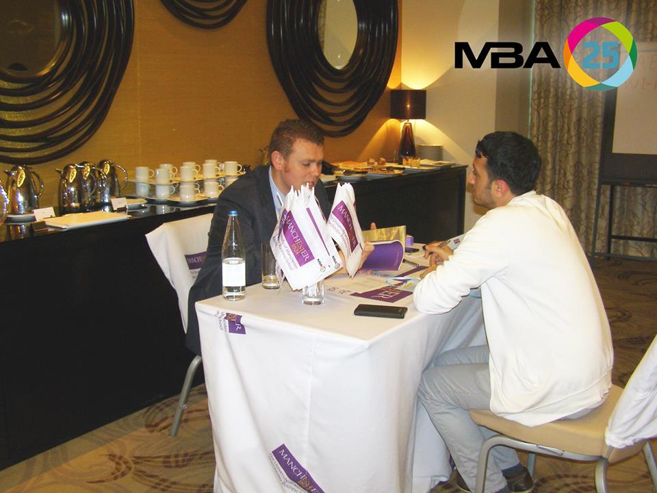 Представители лучших бизнес-школ мира прибыли в Баку на событие MBA25 (ФОТО)