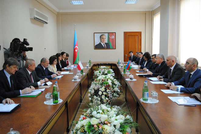 Azerbaijan, Poland discuss simplification of mutual trade in agricultural products