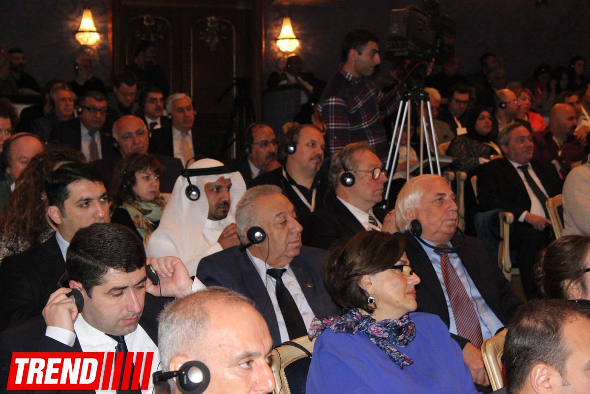 В Баку состоялось открытие III Международной театральной конференции (ФОТО)