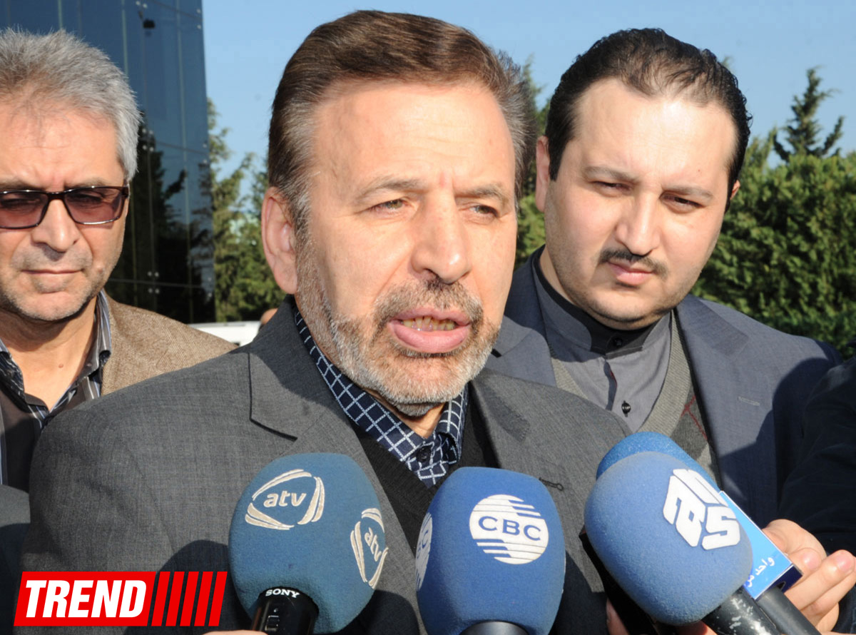 Iranian minister of communications, information technologies arrives in Azerbaijan (PHOTO)