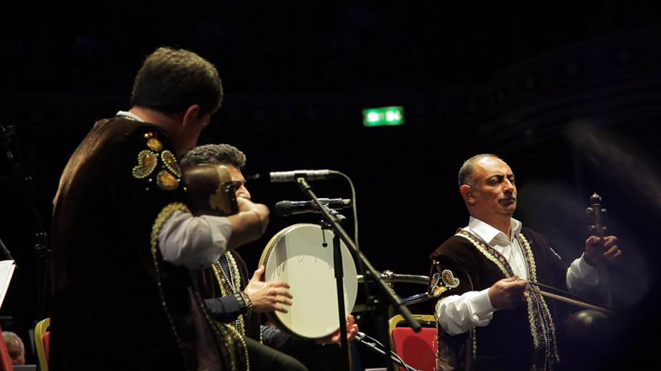 Buta Festival of Azerbaijan arts started in London
