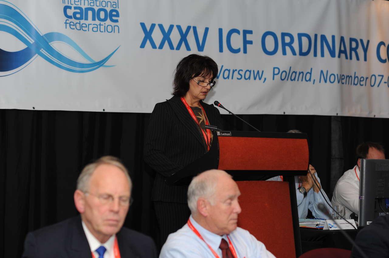 Azerbaijan unveils bid to host 2016 International Canoe Federation Congress