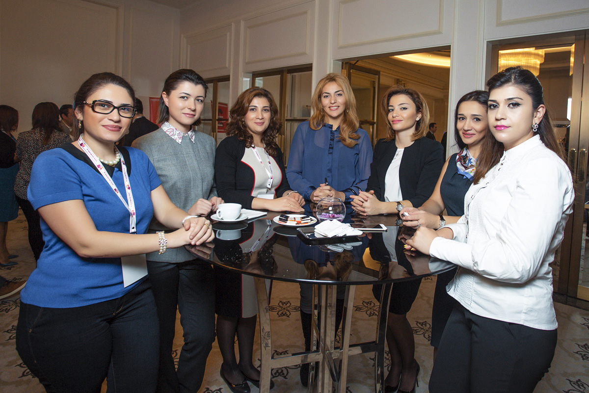 World level HR event completed in Baku (PHOTO)