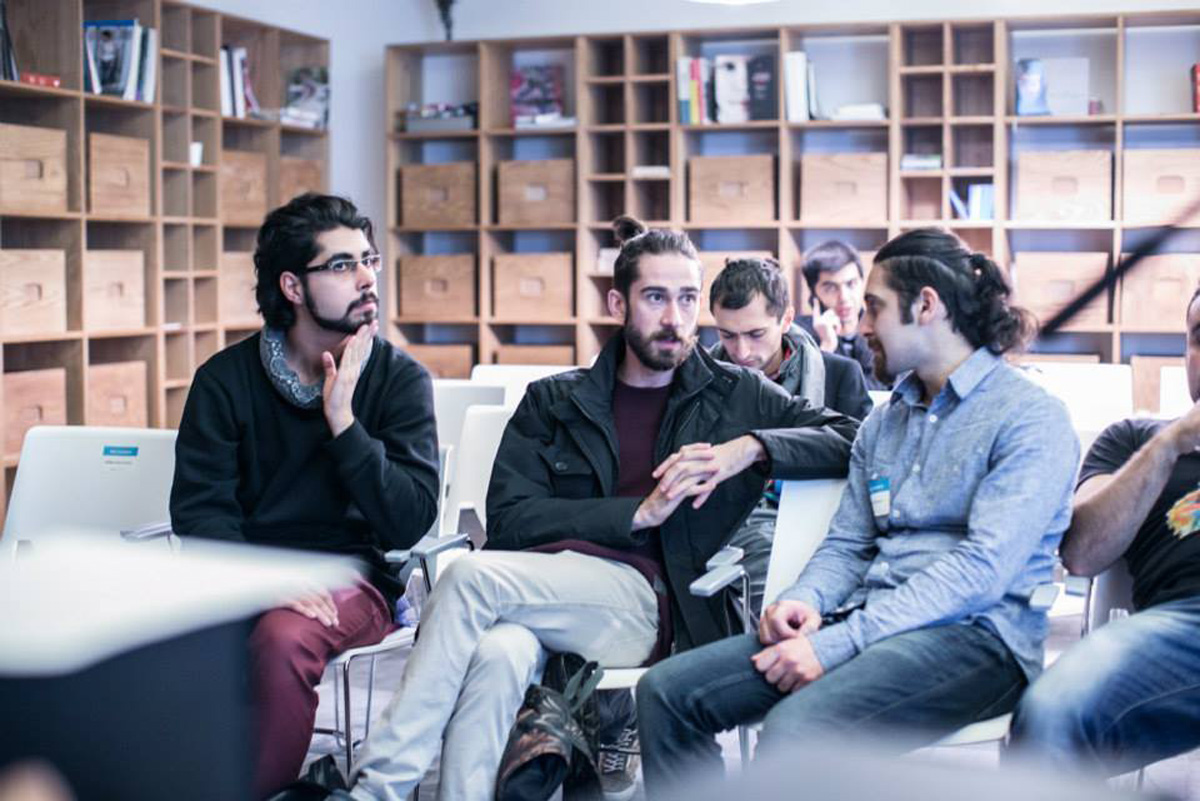 YARAT, BEHANCE hold Portfolio Review Day in Baku (PHOTO)