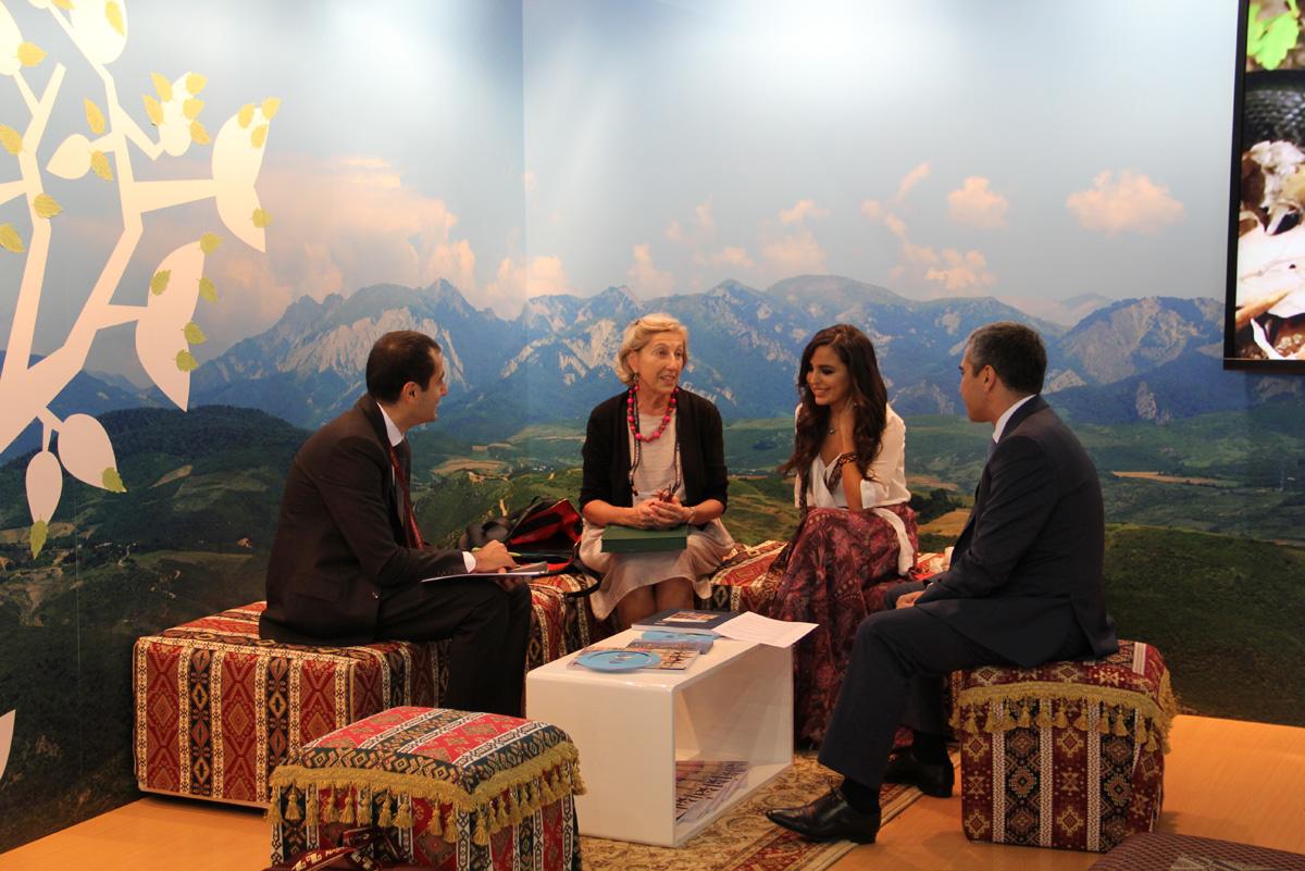 Vice-President of Heydar Aliyev Foundation addresses IUCN World Parks Congress (PHOTO)