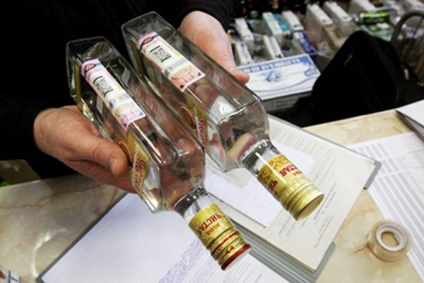 Kiyevdə gecə saatlarında spirtli içkilərin satışı qadağan edildi