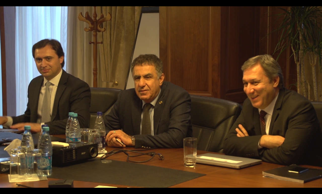 Akkord corporation and german Bauer signed memorandum of understanding (PHOTO)