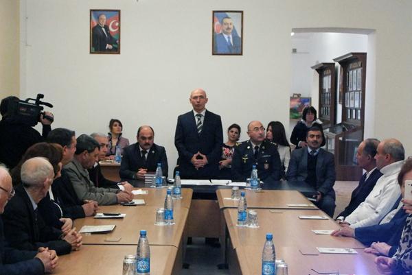 Mixaylonun əfsanəvi komandiri Cavad Həkimlinin 100 illiyi qeyd edilib (FOTO)