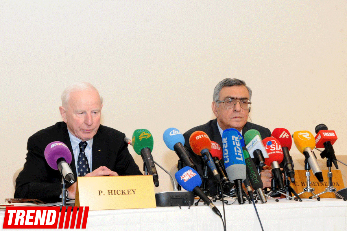 Baku successfully holds EOC General Assembly – EOC president (PHOTO)