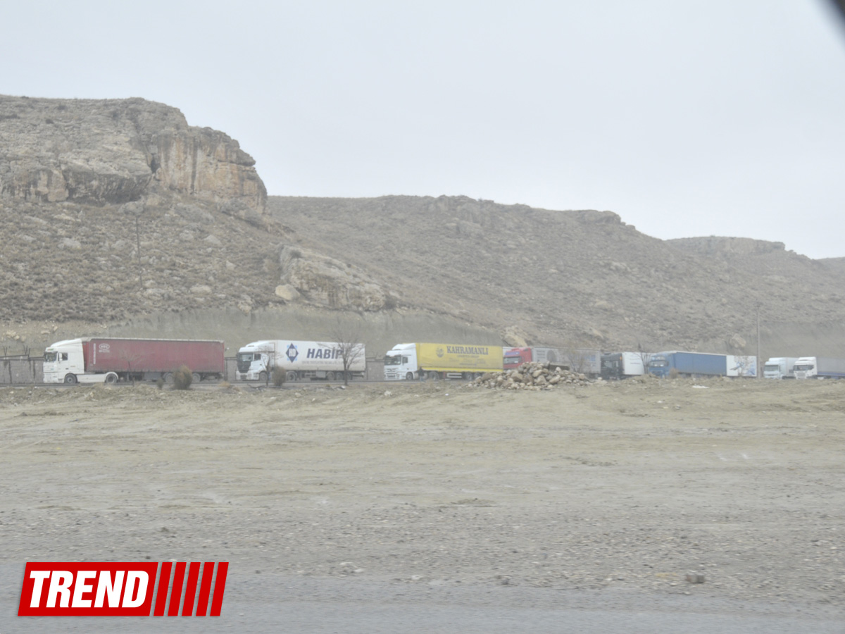 Entry-exit to be expanded on Iran's Bazargan customs checkpoint (PHOTO)