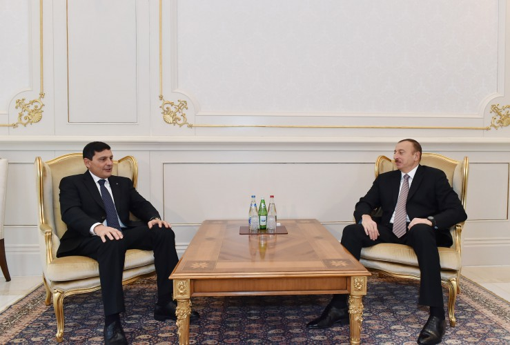 Azerbaijani president receives Spanish, Maltese ambassadors' credentials